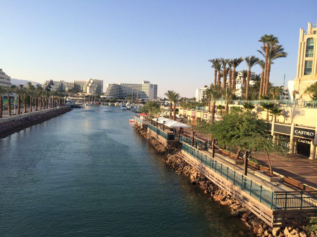 Największy port Izraela na Morzu Czerwonym